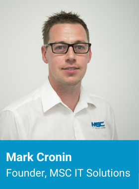 Mark Cronin